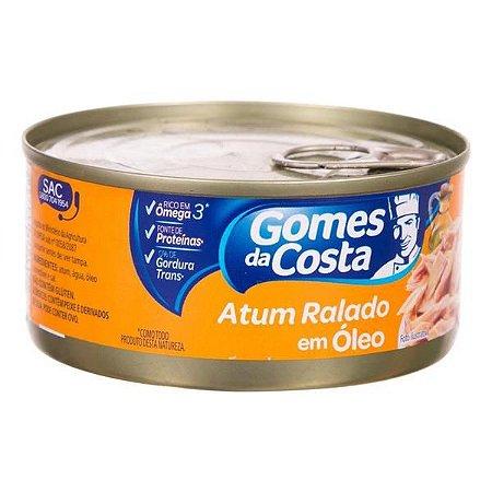 Atum Gomes Da Costa Ralado Óleo 170g