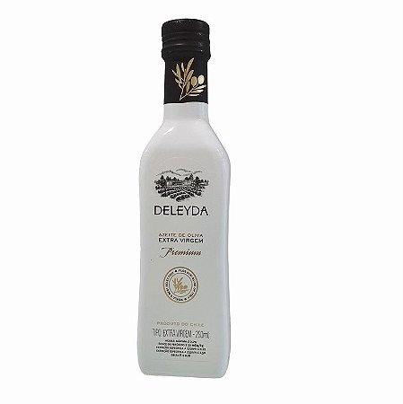 Azeite Chileno Deleyda Premium Extra Virgem 0,2%Acidez 250ml
