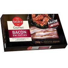 Bacon Em Fatias Seara Gourmet 250g