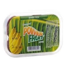 Banana Passa Power Fruit S/Açúcar 200g
