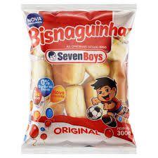 Bisnaguinha Seven Boys Tradicional 300g