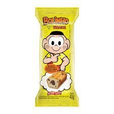 Bolinho Turma Da Monica Gotas Chocolate 40g