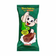 Bolinho Turma da Monica Chocolate 40g