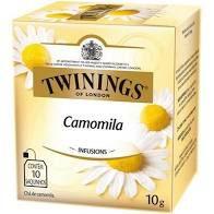 Chá Twinings Camomila 10g