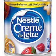 Creme Leite Nestle Lata 300g