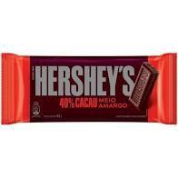 Chocolate Hersheys Meio Amargo 92g