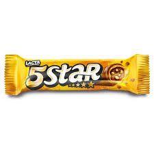 Chocolate Lacta 5 Star 40g