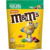 Chocolate M&Ms Amendoim 148g