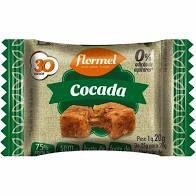 Cocada Flormel Zero 20g