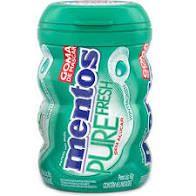 Mentos Pure Fresh Big Mint 92g