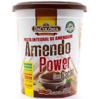 Pasta de Amendoin Da Colônia Cacau Integral 500g