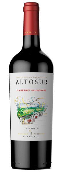 Vinho Argentino Altosur Reserva Cabernet Sauvignon 750ml