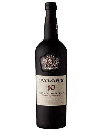 Vinho Do Porto Taylors 10 Year 750ml