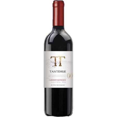 Vinho Chileno Tantehue Cabernet Sauvignon Tinto 750ml