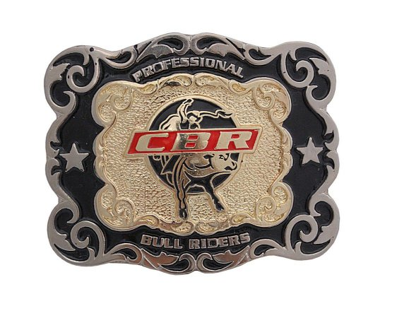 Fivela Cowboy CBR - AL01