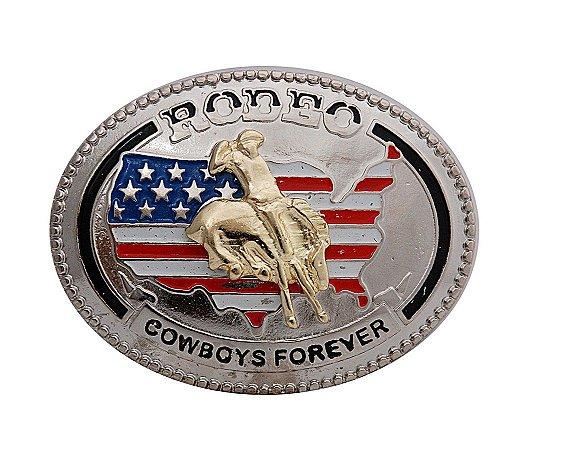 Fivela Cowboy - AL07