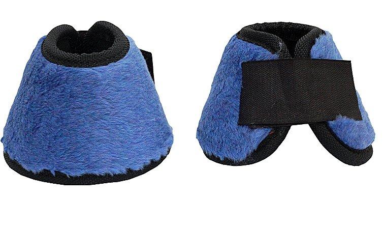 Cloche de Pelúcia Azul