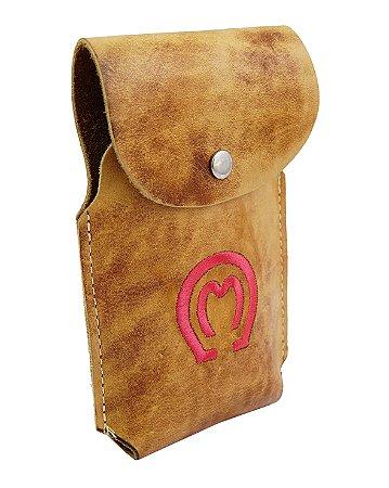 Porta Celular Mangalarga Marchador-Amarelo