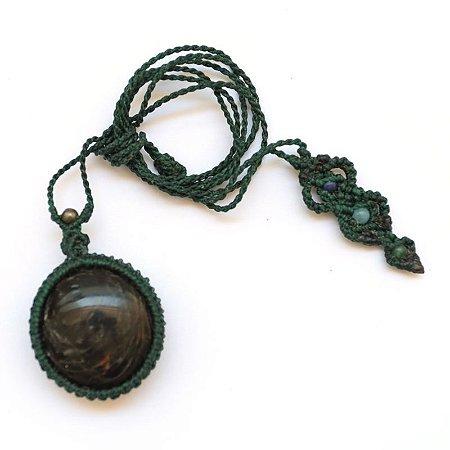 Amuleto Turmalina Infusion
