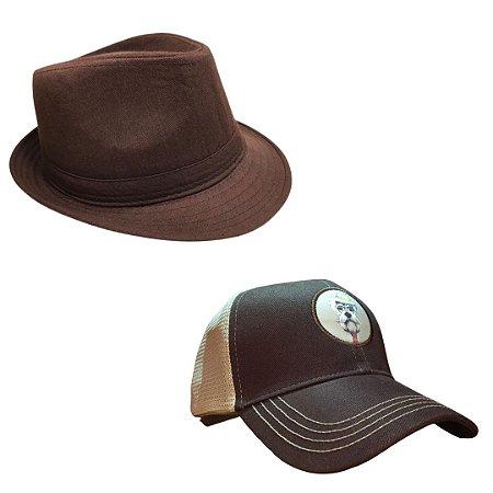 KIT Chapéus Latido na Cabeça
