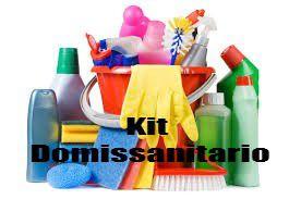 Kit Desinfetante 45 litros