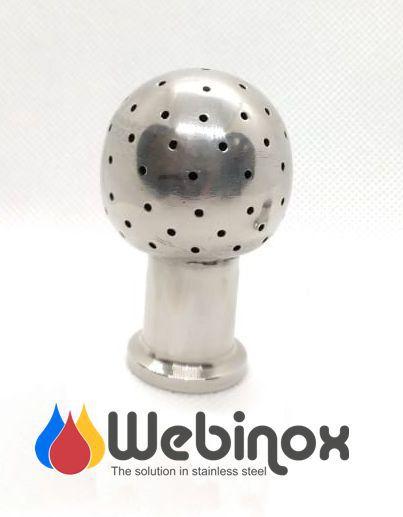 "Spray Ball Fixo 360G TC 3/4"""