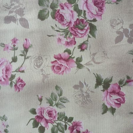 Jogo Americano Floral Rosê