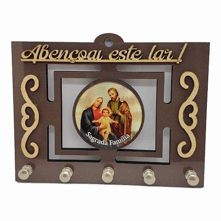 Porta Chave tabaco - Sagrada  Familia