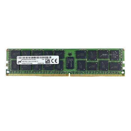 Memoria Servidor 16Gb Ddr4 2133 Ecc Rdimm MTA36ASF2G72PZ-2G1