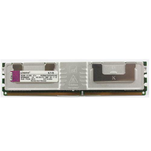 Memoria Servidor 4Gb Ddr2 667 Ecc Fbdimm Kingston Kvr667D2D4F5/4G