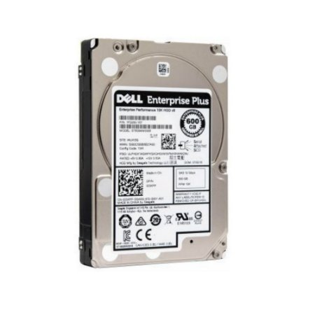 Hd Servidor Dell 600Gb Sas 15K.7 6Gbps 3.5 Enterprise Plus 002R3X