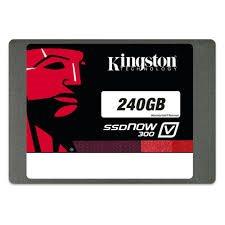 "Ssd Kingston 2.5"" 240Gb V300 Sata Iii Sv300S37A/240G"