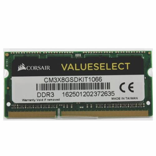 Memoria Notebook 4Gb Ddr3 1066 Sodimm Cm3X4Gsd1066