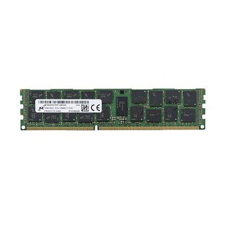 Memoria Servidor 16Gb Ddr3L 1600 Ecc Rdimm MT36KSF2G72PZ-1G6E1HG
