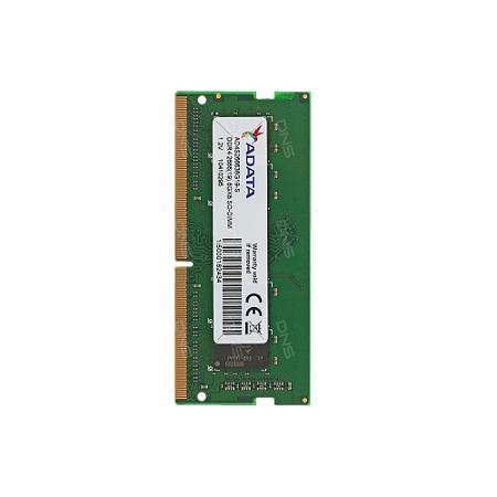 Memoria Notebook 8Gb Ddr4 2666 Sodimm Ad4S266638G19-S