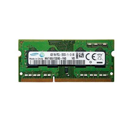Memoria Notebook 4Gb Ddr3L 1600 Sodimm M471B5173Db0-Yk0