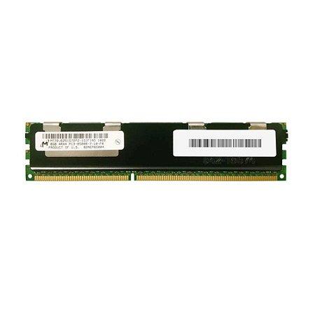 Memoria Servidor 8Gb Ddr3 1066 Ecc Rdimm Mt72Jszs1G72Pz-1G1