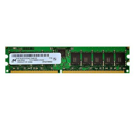 Memoria Servidor 4Gb Ddr3 1333 Ecc Udimm MT18JSF51272AZ-1G4