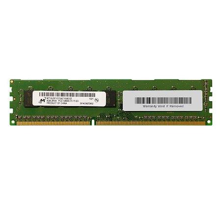 Memoria Servidor 8Gb Ddr3 1600 Ecc Udimm MT18JSF1G72AZ-1G6