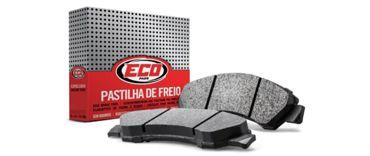 PASTILHA FREIO DIANTEIRA VERA CRUZ - ECO1494