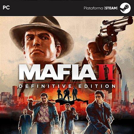 Jogo Mafia: Definitive Edition (Mídia Digital) - PC