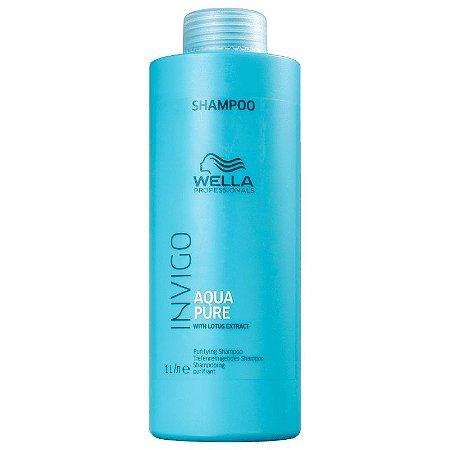 Shampoo  Invigo Balance Acqua Pure - 1 Litro