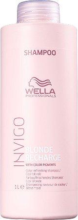 Shampoo Invigo Blonde Recharge - 1 Litro