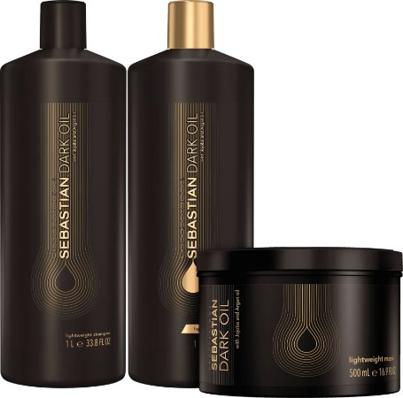 Kit Sebastian Professional Dark Oil  (3 Produtos)