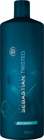 Shampoo Sebastian Professional Twisted Elastic Cleanser -  1 Litro