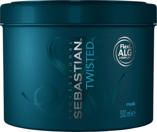 Sebastian Professional Twisted Elastic Treatment - Máscara Capilar 500ml