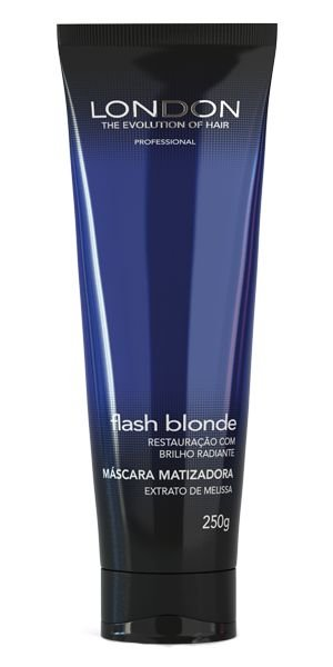 FLASH BLONDE MÁSCARA MATIZADORA 250ml