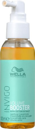 Wella Professionals Invigo Volume Booster - Fluído de Tratamento 100ml