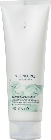Wella Profissionals Nutricurls - Condicionador Co-Wash 250ml