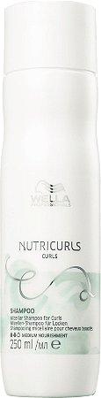 Wella Professionals Nutricurls - Shampoo 250ml